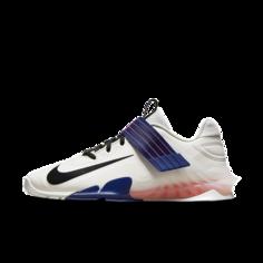 Кроссовки для тяжелой атлетики Nike Savaleos - Серый
