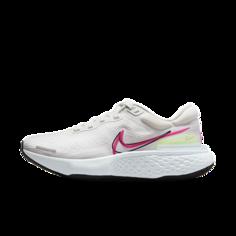 Женские беговые кроссовки Nike ZoomX Invincible Run Flyknit - Серый