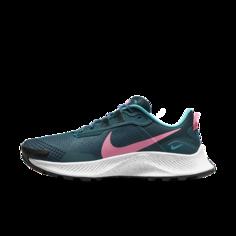 Женские кроссовки для трейлраннинга Nike Pegasus Trail 3 - Зеленый