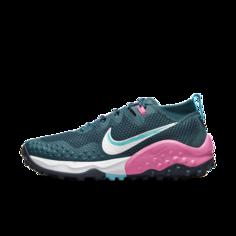 Женские кроссовки для трейлраннинга Nike Wildhorse 7 - Зеленый