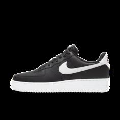 Мужские кроссовки Nike Air Force 1 07 - Черный
