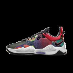 Баскетбольные кроссовки PG 5 - Красный Nike