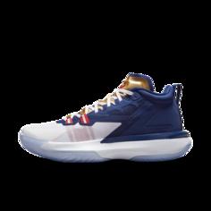 Баскетбольные кроссовки Zion 1 - Синий Nike