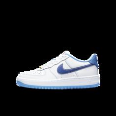 Кроссовки для школьников Nike Air Force 1 S50 - Белый