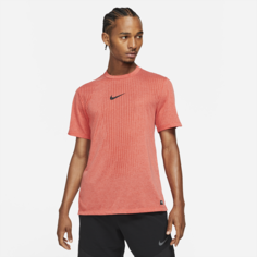 Мужская футболка с коротким рукавом Nike Pro Dri-FIT ADV - Красный