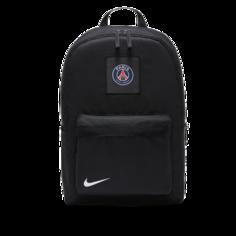 Футбольный рюкзак Paris Saint-Germain - Черный Nike