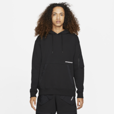 Мужская флисовая худи Jordan 23 Engineered - Черный Nike