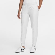 Женские джоггеры для гольфа в мелкую клетку Nike Dri-FIT UV Victory - Серый