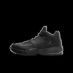 Кроссовки для школьников Jordan Max Aura 3 - Черный Nike
