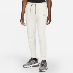 Мужские джоггеры Nike Sportswear Tech Fleece - Белый