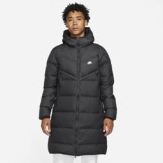 Мужская парка Nike Sportswear Storm-FIT Windrunner - Черный
