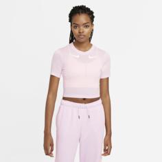Женская футболка Nike Sportswear - Розовый