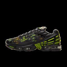 Мужские кроссовки Nike Air Max Plus 3 - Черный
