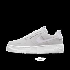 Женские кроссовки Nike AF1 Pixel - Серый