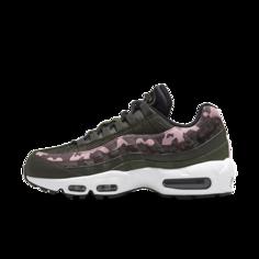 Женские кроссовки Nike Air Max 95 - Коричневый
