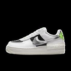 Женские кроссовки Nike Air Force 1 Shadow - Белый