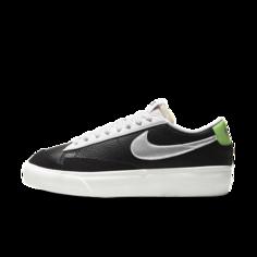 Женские кроссовки Nike Blazer Platform - Черный