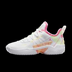 Баскетбольные кроссовки Jordan One Take II - Белый Nike