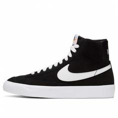 Подростковые кроссовки Blazer Mid 77 Suede (GS) Nike