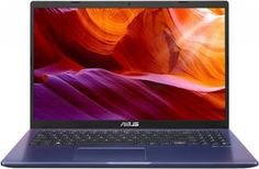 "Ноутбук ASUS X509MA-BR547T 90NB0Q33-M11180 N5030/4GB/256GB SSD/15.6"" HD/UHD Graphics 605/noDVD/VGA int/Win10Home/peacock blue"