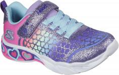 Кроссовки для девочек Skechers Sweetheart Lights, размер 31
