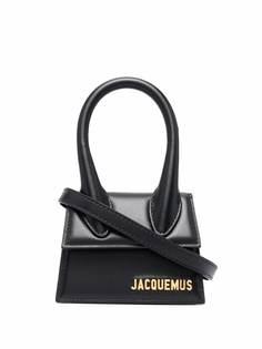 Jacquemus мини-сумка Le Chiquito с верхней ручкой