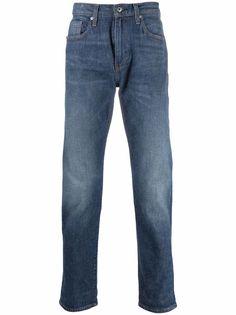 Levis: Made & Crafted зауженные джинсы средней посадки