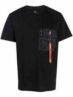 Parajumpers футболка с нагрудным карманом