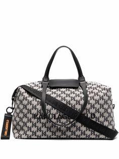 Karl Lagerfeld жаккардовая сумка K/Monogram
