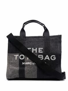 Marc Jacobs маленькая сумка-тоут из денима