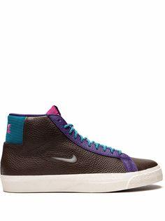 Nike кроссовки Zoom Blazer Mid Premium SB Pacific Northwest