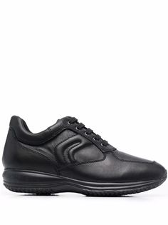 Geox кроссовки с тиснением