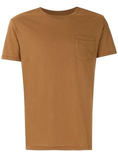 Osklen футболка с карманом