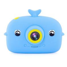 Цифровой фотоаппарат Rekam iLook K430i, голубой