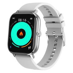 """Смарт-часы Smarterra SmartLife Alcor S, 1.75"""", серебристый / серый [sm-slalc-sslv]"""