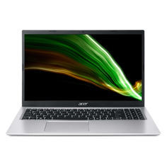 "Ноутбук Acer Aspire 3 A315-58-35VW, 15.6"", Intel Core i3 1115G4 3.0ГГц, 8ГБ, 512ГБ SSD, Intel UHD Graphics , Eshell, NX.ADDER.00L, серебристый"