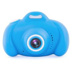 Цифровой фотоаппарат Rekam iLook K410i, голубой