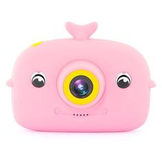 Цифровой фотоаппарат Rekam iLook K430i, розовый