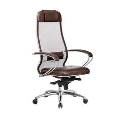 Офисное кресло МЕТТА Samurai SL-1.04 (темно-коричневый)