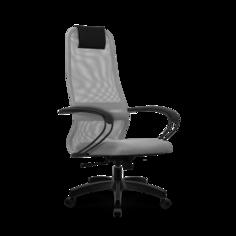 Офисное кресло МЕТТА SU-B-8/подл.100/осн.001 (светло-серый)