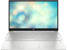 Ноутбук HP Pavilion 15-eh1024ur (белый)