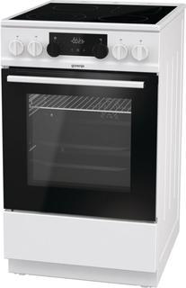 Электрическая плита Gorenje ECS5350WA (белый)