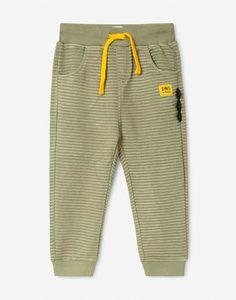 Хаки спортивные брюки для мальчика Gloria Jeans