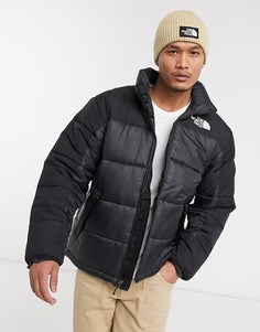 Черная куртка The North Face Himalayan-Черный цвет