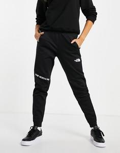 Черные джоггеры The North Face Mountain Athletic-Черный цвет
