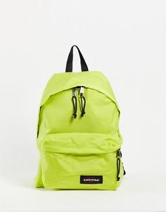Ярко-зеленый рюкзак Eastpak x Liberty Padded PakR-Multi