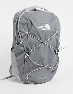 Серый рюкзак The North Face Jester