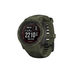 Смарт-часы Garmin Instinct Solar-Tactical Moss (010-02293-04)