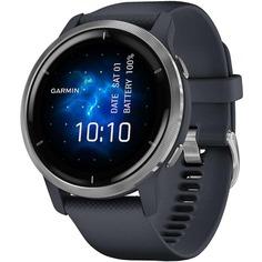 Смарт-часы Garmin Venu 2, Blue (010-02430-10)