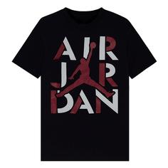 Подростковая футболка Short-Sleeve AJ Stencil Tee Jordan